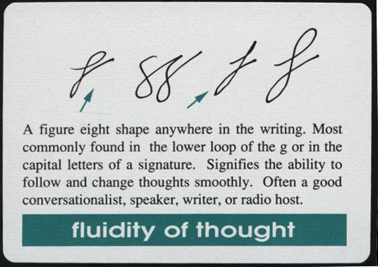 Dictionary of Handwriting Analysis Terms Handwriting